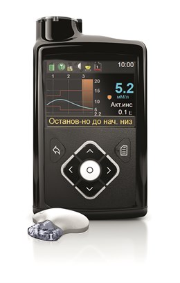 TRADE-IN Система MiniMed 640G (Medtronic) инсулиновая помпа с возможностью мониторинга по программе обмена - фото 5024