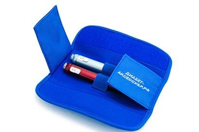 Неопреновый чехол для инсулиновых ручек - фото 5222