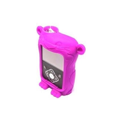 Чехол Ленни для помпы MiniMed 640G, фиолетовый - фото 5235
