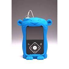 Чехол силиконовый Ленни для помпы MiniMed 640G, синий - фото 5237