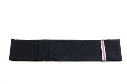 Нейлоновый пояс INSULA для ношения инсулиновой помпы (черный) L (85-105 см.) - фото 5350