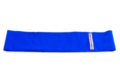 Нейлоновый пояс INSULA для ношения инсулиновой помпы (синий) S  (55-65 см.) - фото 5356