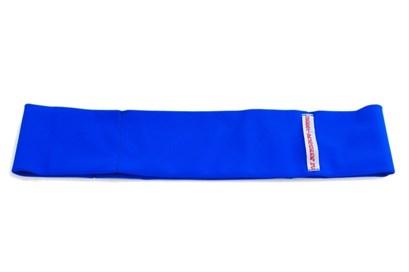 Нейлоновый пояс INSULA для ношения инсулиновой помпы (синий) M (65-85 см.) - фото 5360