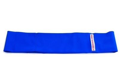 Нейлоновый пояс INSULA для ношения инсулиновой помпы (синий) L (85-105 см.) - фото 5362