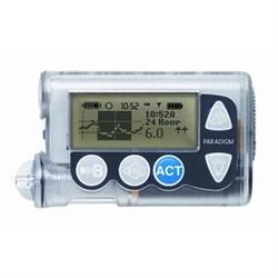 Medtronic Minimed Paradigm 722 (Медтроник Минимед Парадигм) инсулиновая помпа по программе обменя (TRADE-IN)*