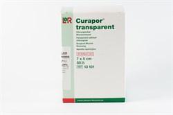 Curapor Steril Transparent 7*5 см (водоотталкивающий) пластырь