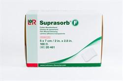Suprasorb F  7*5 см (водоотталкивающий) пластырь