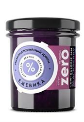 Джем ZERO низкокалорийный со вкусом ЕЖЕВИКИ, 270 г