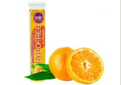 Конфеты жевательные  HYPOFREE со вкусом апельсина (4г. глюкозы в 1 табл.), 75,6 г.