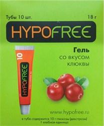 Гель HYPOFREE №10 со вкусом клюквы