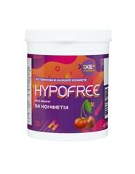 Конфеты жевательные  HYPOFREE с глюкозой со вкусом вишни  (4г. глюкозы в 1 табл.),  (54 шт.)